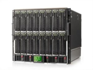 hp web server