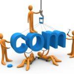 Izdelava spletne strani poteka v več korakih