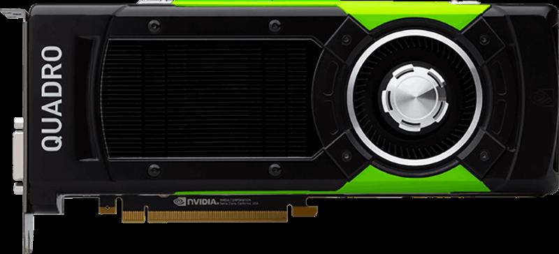 Grafična kartica Nvidia Quadro