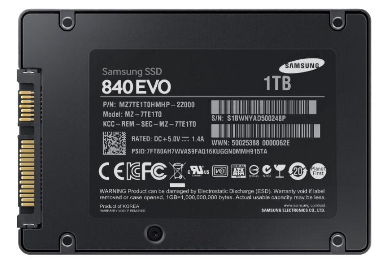 Şamsung SSD disk
